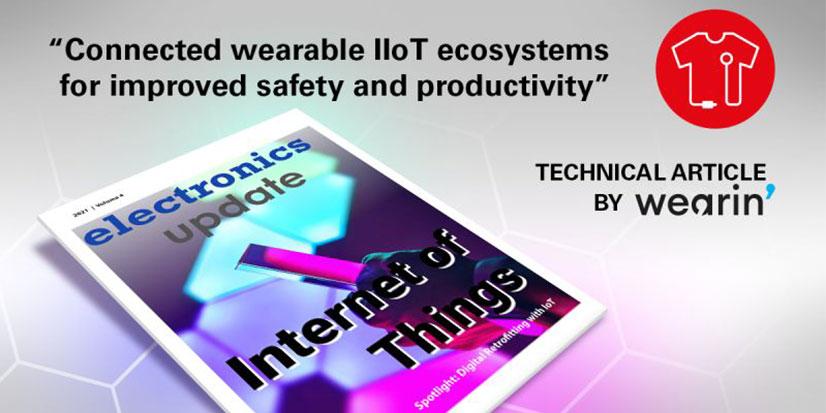 Fischer Connectors Wearable Technology - IIoT