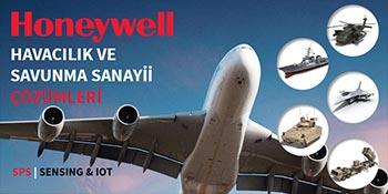Honeywell Sensing & IoT - Savunma ve Havacılık Webinar'ı Yakında!