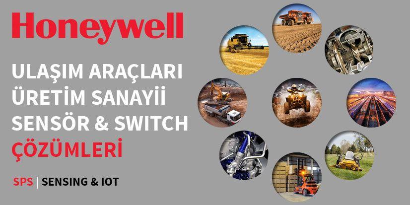 Honeywell Sensing & IoT - Sensör ve Switch Webinar'ı Yakında!