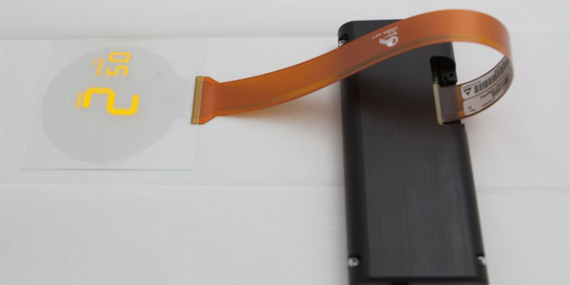LUMINEQ Transparan Ekranları İnceleyin