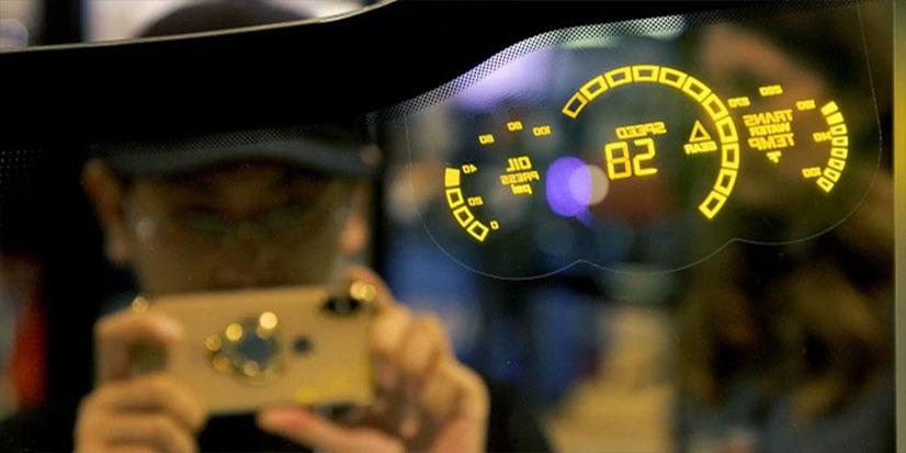 Otomotiv Trendi – Super eCockpit ve Şeffaf Ekranların Yükselişi