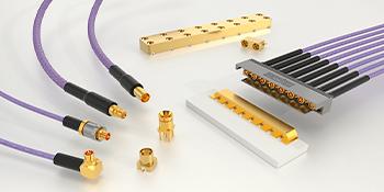 Samtec SMPM Mikro-Minyatür Konnektörler