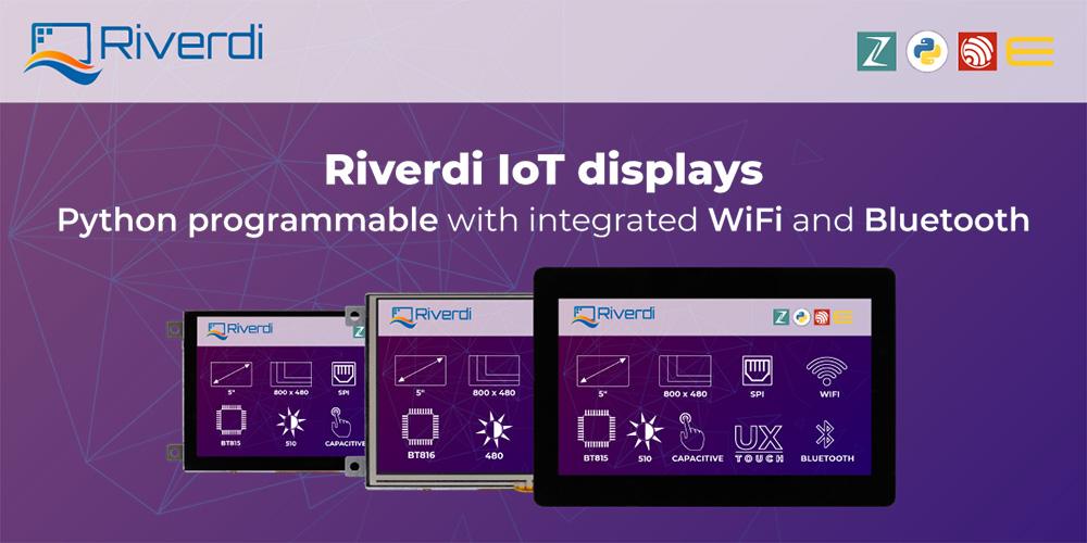 IoT Ekran Çözümleri