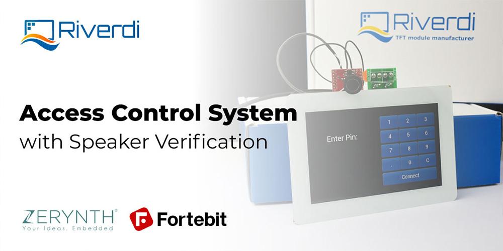Riverdi Erişim Kontrol Sistemi