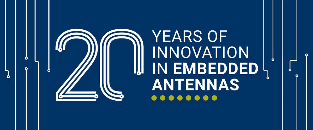 Antenova 20 Yıl