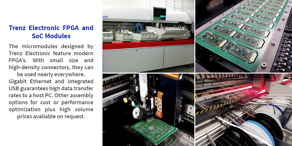 Trenz Electronic Üretim