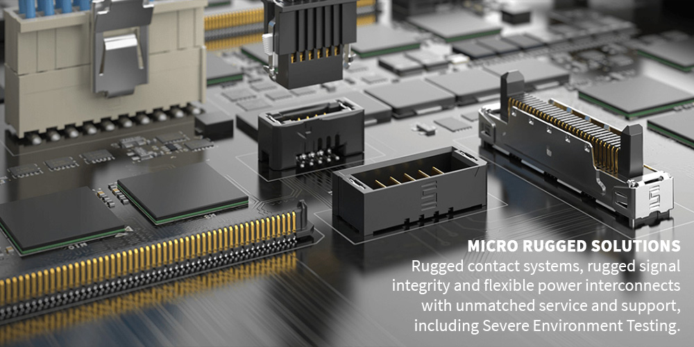 Samtec Micro Rugged Solutions