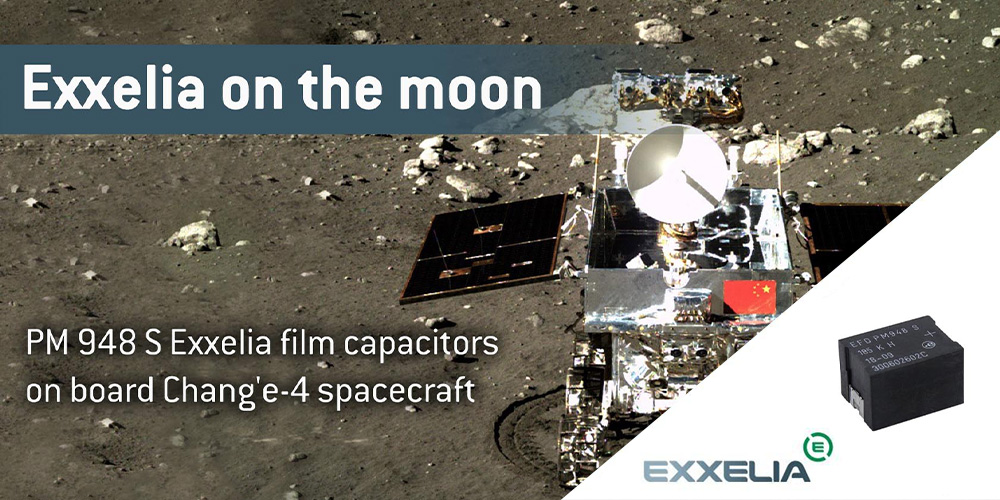 Exxelia on the moon