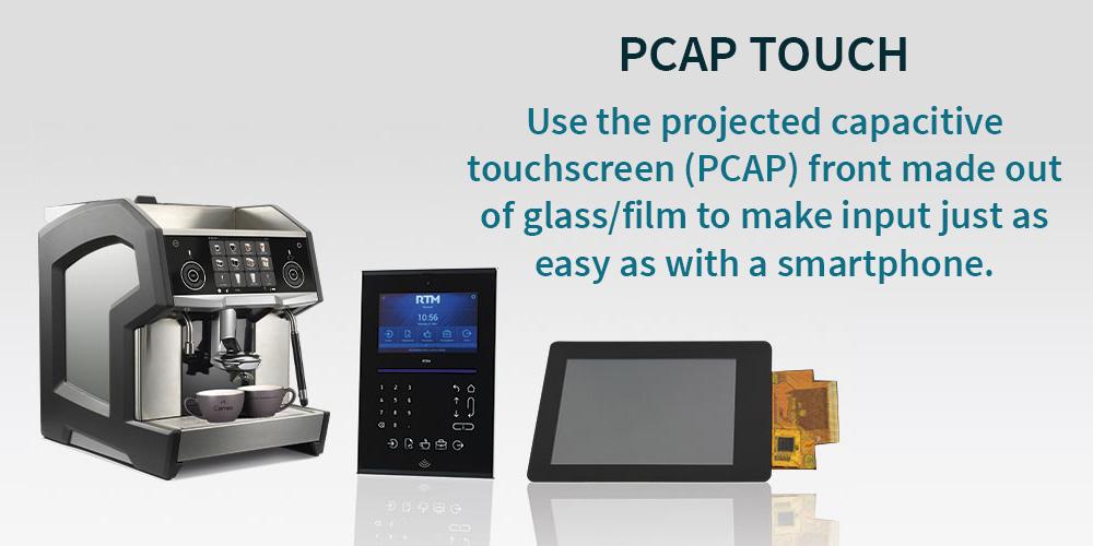 Algra - PCAP Touch