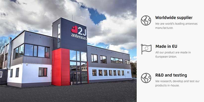 2J Türkiye Distribütörü EKOM Elektronik