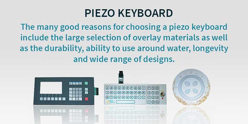Algra Piezo Keyboard
