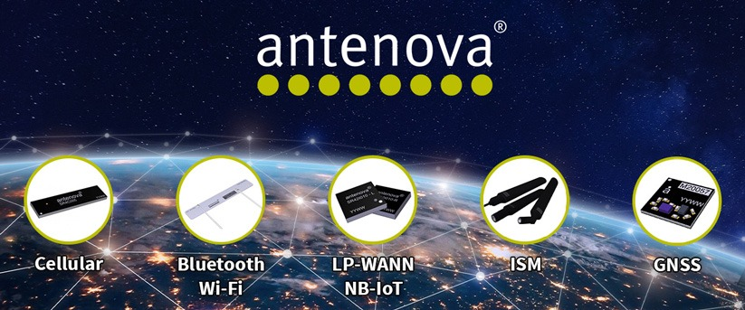 Antenova Türkiye Distribütörü EKOM Elektronik