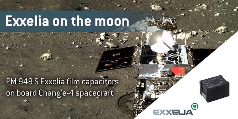 Exxelia Film Kapasitörler