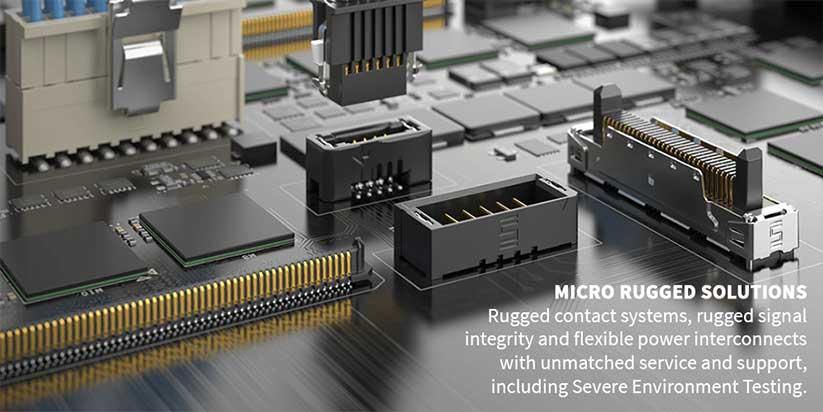 Samtec - Mikro Sağlam Çözümler