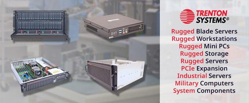 Trenton Systems Türkiye Distribütörü EKOM Elektronik