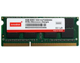 DDR3 ECC SODIMM ULP